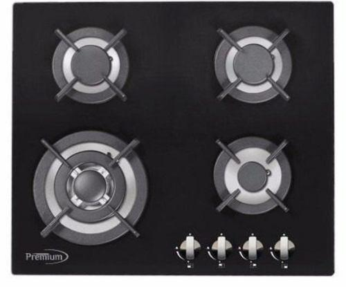 Tope de cocina a gas vitroceramica 60 cm premium