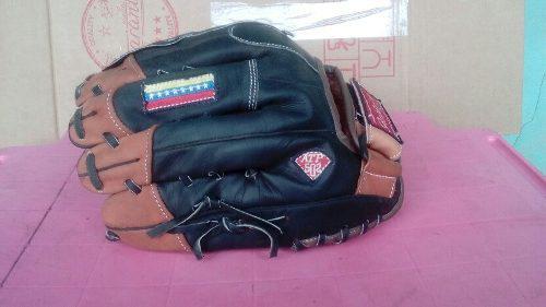 Guante beisbol softbol de cuero talla 13 robison