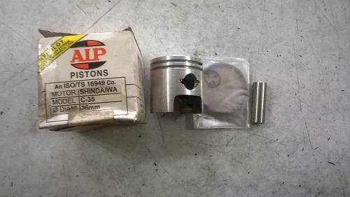 Kit piston shindaiwa c-35 desmalezadora (nuevo)