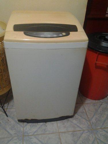 Lavadora automatica electrolux