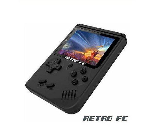 Consola juegos nintendo portatil retro 168 juegos clasicos