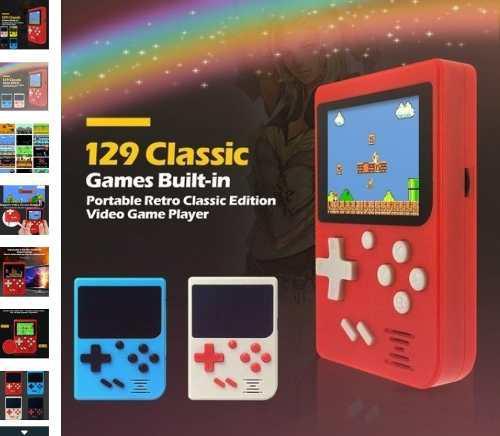 Mini consola vídeo juegos nintendo clásicos