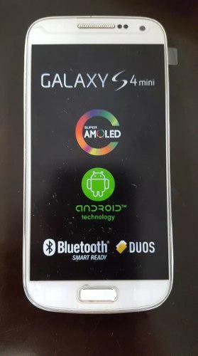 Samsung galaxy s4 mini nuevos sellados en caja