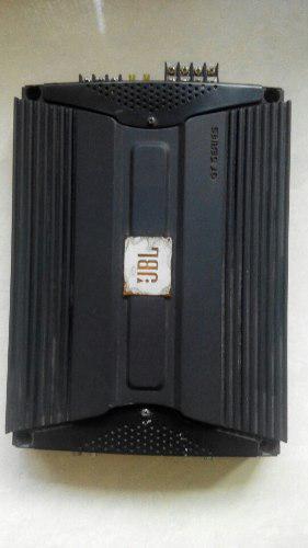 Amplificador planta sonido, jbl, gt5 a604, usada