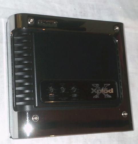 Amplificador sony xplod xm 1s para bajos monoblock