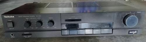 Amplificador (planta) technics su-500