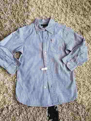 61a574b77f6 Camisa usad de niños tommy hilfiger original talla 4 5