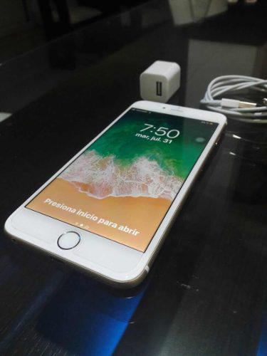 Iphone 6 plus 64gb impecable oferta