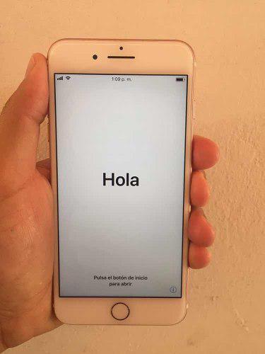 Iphone 7 plus / 128 gb / gold rose