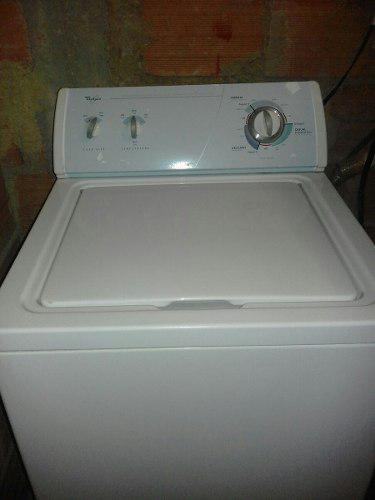 Lavadora automática whirlpool