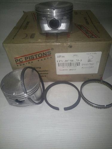 Piston y anillos kit chevrolet optra limited 1.8 030 pc pist