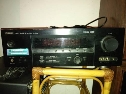 Planta amplificadora de sonido yamaha modelo rx-v459