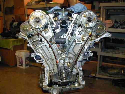 Repuestos motor 1gr fe toyota 4.0 fortuner 4runner fj