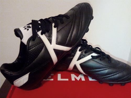 Zapatos kelme taco futbol