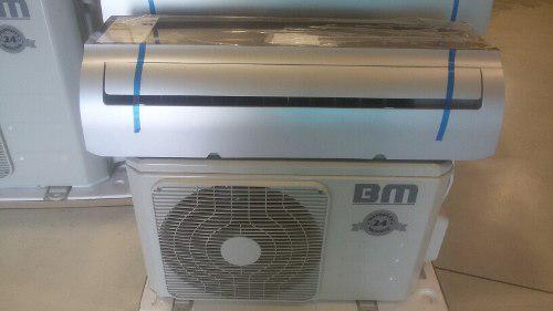 Aire acondicionado bm splt 12000 btu