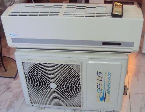 Aire acondicionado split 18 btu 220+ kit instalacion g plus