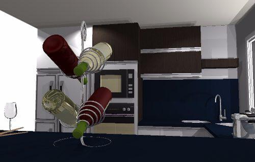 Cocinas empotrada a su gusto por mtr lineal trab carpinteri