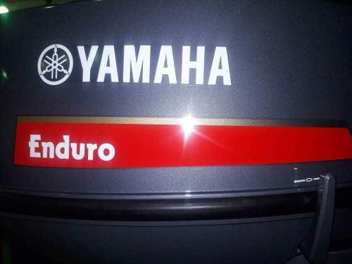 Motor fuera de borda yamaha enduro 40