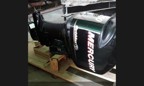 Motor lancha mercury optimax 250hp 2013