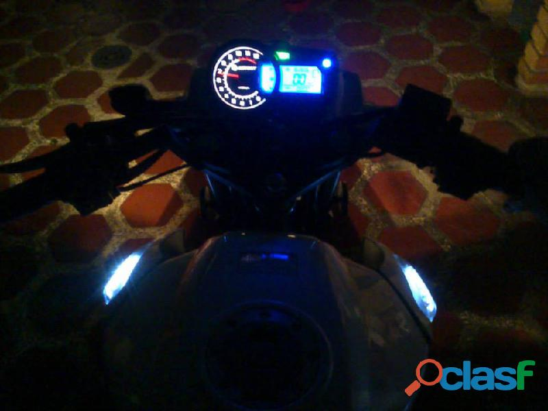 Moto bera brz nueva