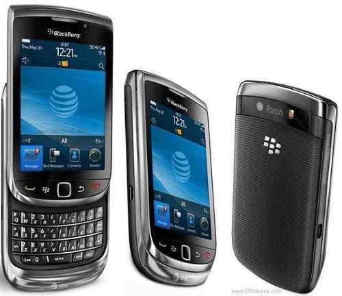 Blackberry torch 2 9800 100% original nuevo