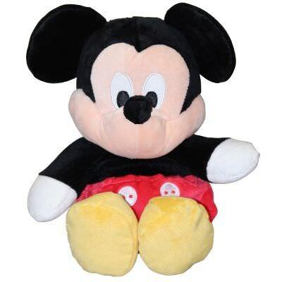 Peluches disney. mickey, minnie, donald y pluto bebes