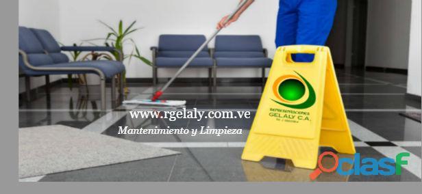 Se solicita operarios de mantenimiento y limpieza (los teques edo. miranda)