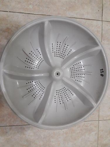 Aspa agitador whirlpool haier 9-10-11 kilos 11 dientes 16``