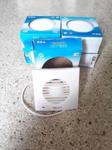 Extractor de aire fp 6x6 pulgadas para tubo 4 pulgadas baño