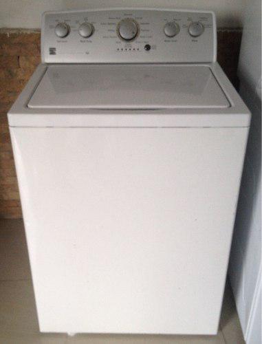 Lavadora automática kenmore