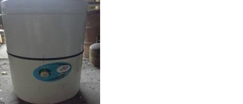Lavadora regina chaca chaca 13 kg usada