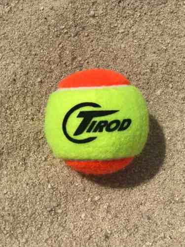Pelota De Beach Tennis O Tenis De Niño Marca Tirod