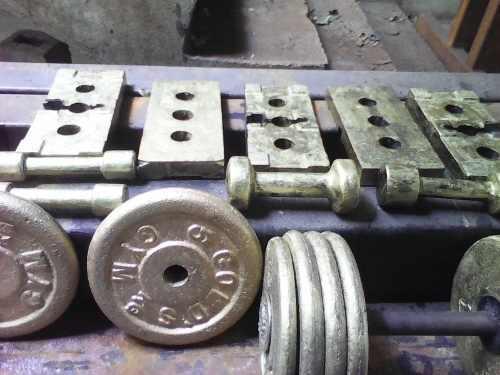 Placas planchas para maquinas de gimnasio