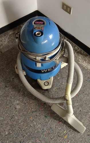 Aspiradora daewoo wet and dry (humedo y seco) de 1300w