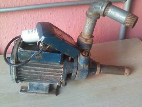 Bomba d agua de 1/2hp para repuesto impeler, carcasa,etc.