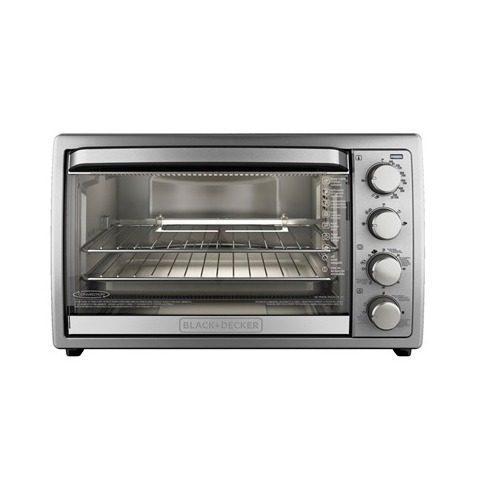 Horno tostador de 12 pulgadas black&decker to4314ssd tienda