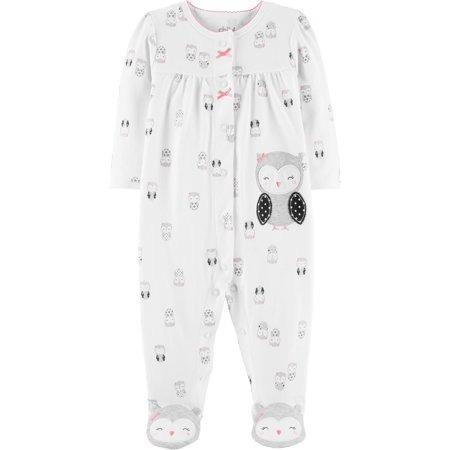0612918ed Pijamas carters bebe niña talla 0-3 meses originales