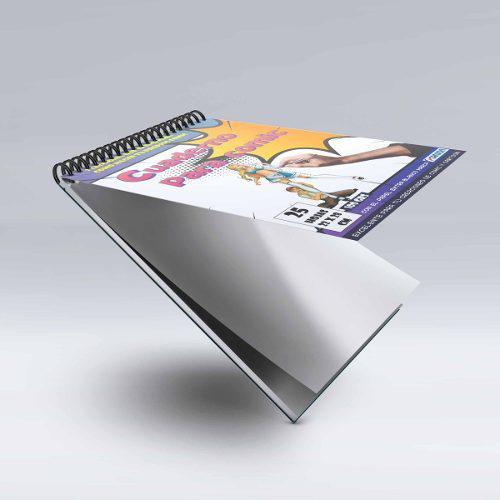 Cuaderno para dibujar comic
