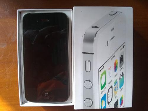 Iphone 4s 16 gb liberado vendo o cambio