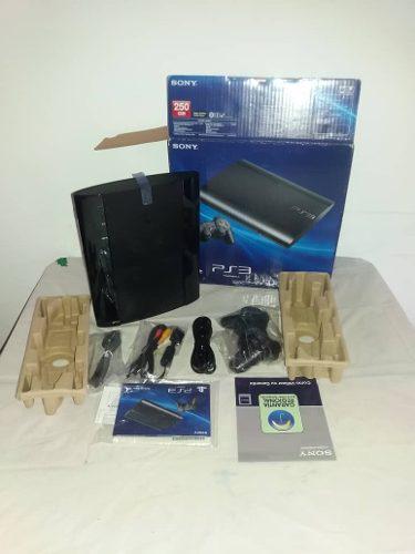 Playstation 3 250 gb nuevo! un control. remato urgente