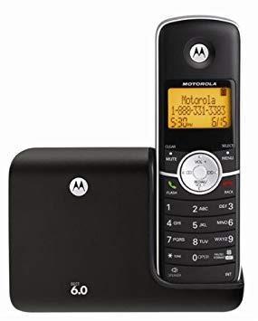 Telefono inalambrico motorola modelo l301 dect 6.0
