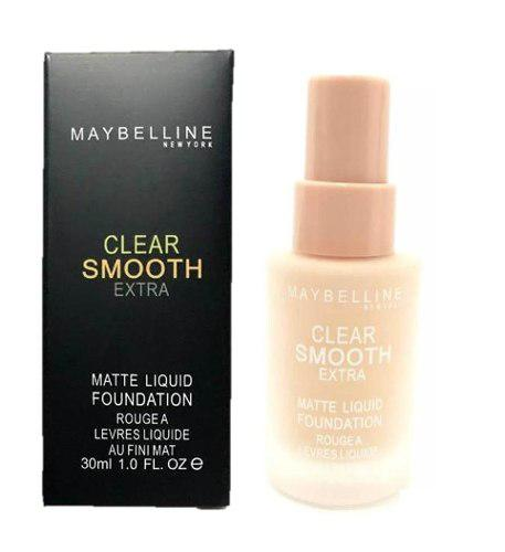 Bases maybelline clear smoot maquillajes tienda