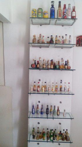 Exhibidor Blanco Ideal Tienda/casa (colocar Adornos/ofrenda)
