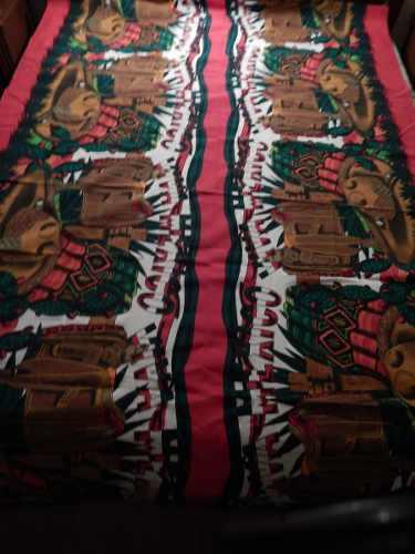 Mantel rectangular mexicano