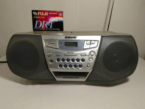 Minicomponente sony cd