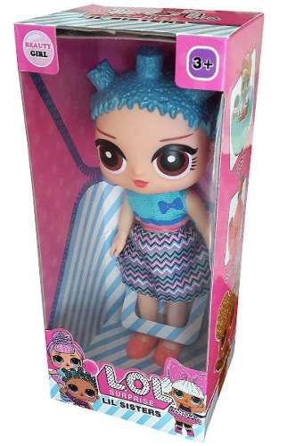 Muñecas lol surprise tamaño 30 cm lil sisters juguete