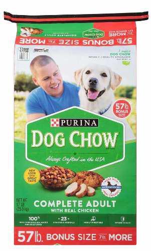 Perrarina dog chow alimentación completa con pollo 25.9kg
