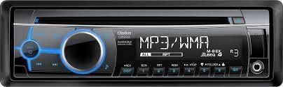 Radio reproductor carro clarion, usb, cd, mp3, ipod, pandora