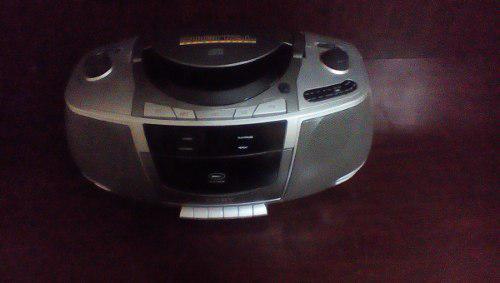 Radio reproductor cd marca coby