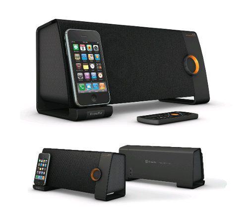 Sound dock sistema de audio para ipod ipad iphone y otros